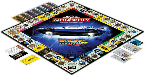Monopoly - Back To The Future Edition
