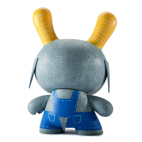 "Dunny - 8"" Buck Weathers Dunny Vinyl Figure by Amanda Visell"