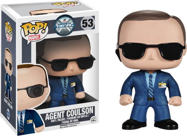 Agents of S.H.I.E.L.D. - Agent Coulson Pop! Vinyl Figure