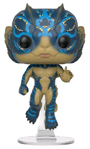 The Shape of Water - Amphibian Man Pop! Vinyl Figure: Case of 6 with A Chase - Pre-Order