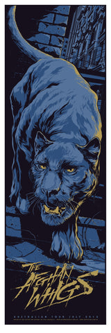 The Afghan Whigs - Australian Tour 2012 Limited Edition Print