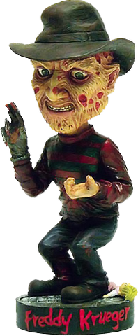 A Nightmare on Elm Street - Freddy Krueger Head Knocker