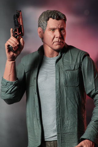 "Blade Runner 2049 - Deckard 7"" Action Figure (Series 1)"