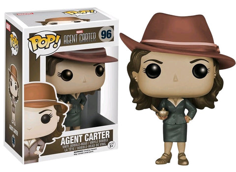 Agent Carter - Sepia Pop! Vinyl Figure