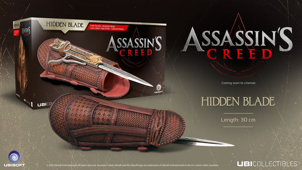 Assassin's Creed - Aguilar's Hidden Blade Prop Replica