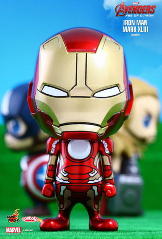 Avengers 2: Age of Ultron - Iron Man Mark XLIII Cosbaby