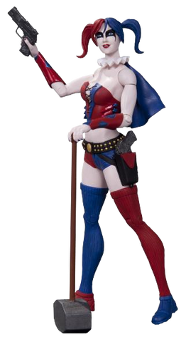 "DC Comics -  Harley Quinn 7"" Action Figure (The New 52 Version)"