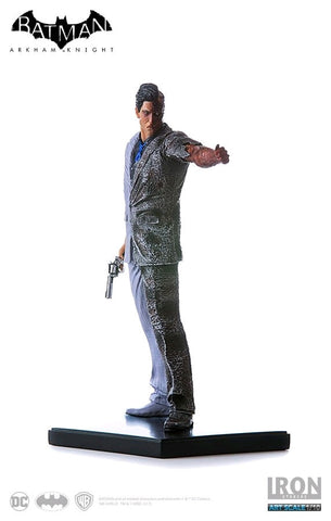 Batman Arkham Knight - Two Face 1:10 Art Scale Statue