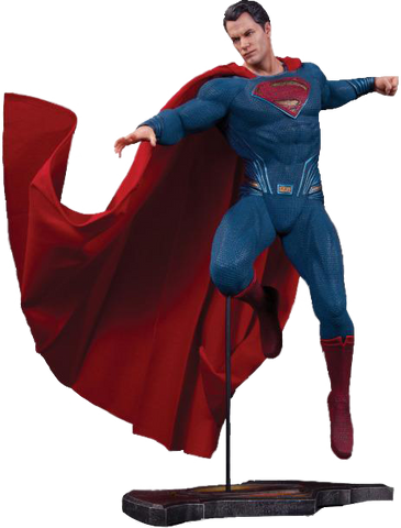 Batman v Superman: Dawn of Justice - Superman Statue