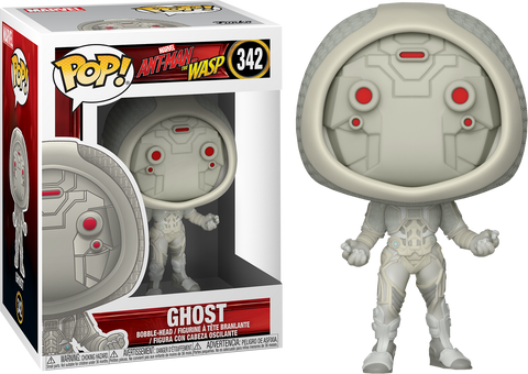 Ant-Man and the Wasp - Ghost Pop! Vinyl Figure - Pre-Order