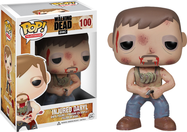 The Walking Dead - Daryl Injured Pop! Vinyl Figure