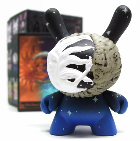 Dunny - Arcane Divination - Loose Mystery Mini Dunny Figure: The Sun & The Moon