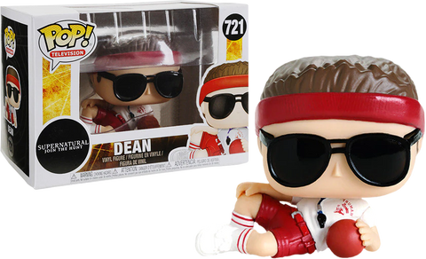 Supernatural - Dean in Gym Outfit Pop! Vinyl Figure - Pre-Order