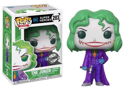 Batman - Joker (Martha Wayne) Pop! Vinyl Figure - Pre-Order