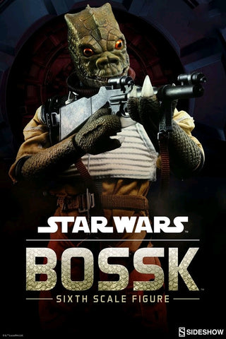 "Star Wars - Bossk 12"" 1:6 Scale Sideshow Figure - Pre-Order"
