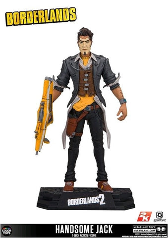"Borderlands 2 - Handsome Jack 7"" Action Figure - Pre-Order"
