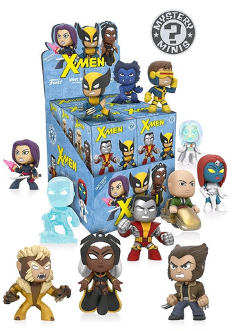 X-Men - Mystery Minis Case of 12 Hot Topic Exclusive Blind Boxes - Pre-Order
