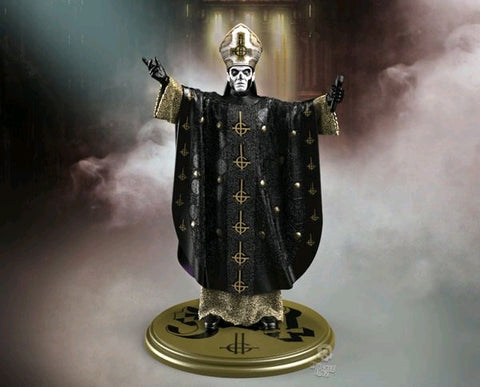 Ghost - Papa Emeritus III Rock Iconz Limited Edition Statue - Pre-Order