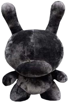 Dunny - Black Dunny 20 Inch Plush Figure