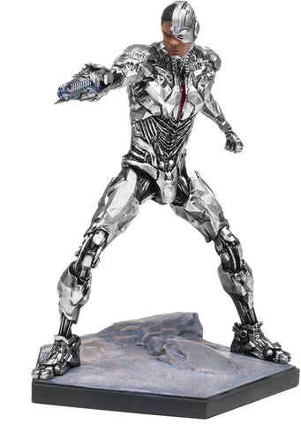 Justice League (2017) - Cyborg 1:10 Scale Statue