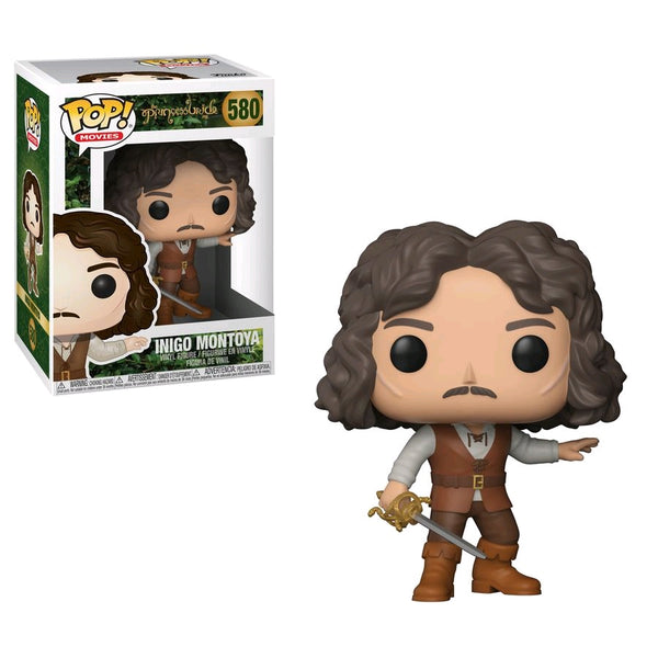 The Princess Bride - Inigo Montoya Pop! Vinyl Figure - Pre-Order