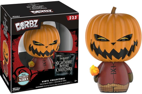 The Nightmare Before Christmas - Pumpkin King Specialty Store Exclusive Dorbz