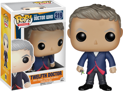 Doctor Who - Twelfth Doctor Pop! Vinyl Figure