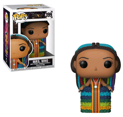 A Wrinkle in Time - Mrs Who Pop! Vinyl Figure - Pre-Order