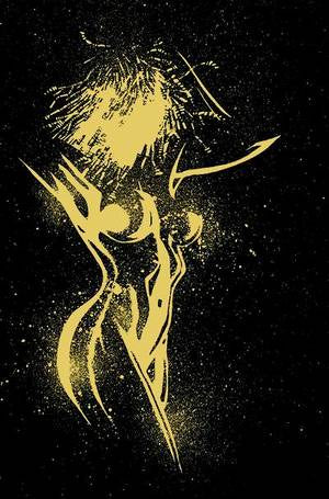 Sin City - Dames by Frank Miller: Gilda Limited Edition Lithograph Print