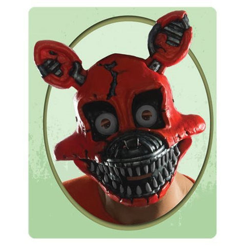Five Nights at Freddy's - Nightmare Foxy PVC Adult Mask - Pre-Order