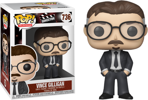 Breaking Bad - Vince Gilligan Pop! Vinyl Figure - Pre-Order