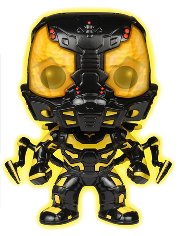 Ant-Man - Yellowjacket Glow In The Dark Pop! Vinyl Figure