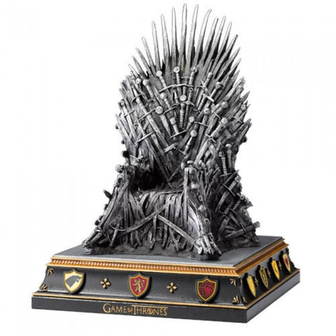 Game of Thrones - Iron Throne Bookend Statue
