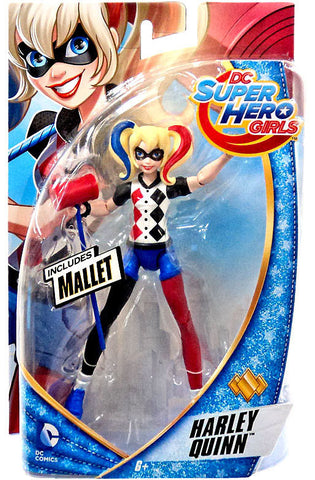 Harley Quinn - DC Super Hero Girls Action Figure