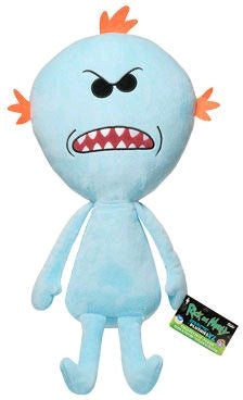 Rick and Morty - Mr Meeseeks 16 Inch Plush Figure