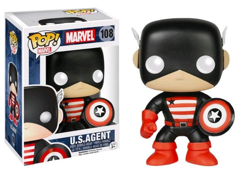 Captain America - U.S. Agent Pop! Vinyl Figure