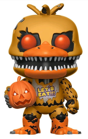 Five Nights at Freddy's - Jack-O-Chica Pop! Vinyl Figure - Pre-Order