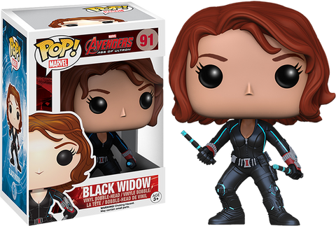 Avengers: Age of Ultron - Black Widow Pop! Vinyl Figure