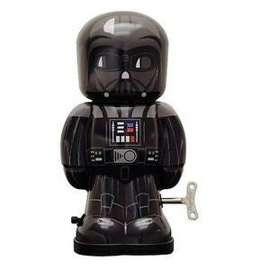 Star Wars - Darth Vader 7 1/2 Inch Windup Tin Toy