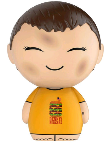 Stranger Things - Eleven in Bennys Burger Shirt Dorbz Vinyl Figure