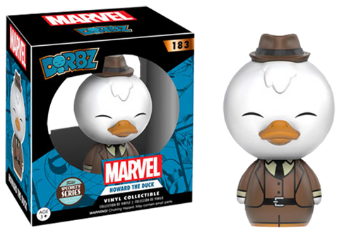 Guardians of the Galaxy - Howard the Duck Dorbz Vinyl Figure