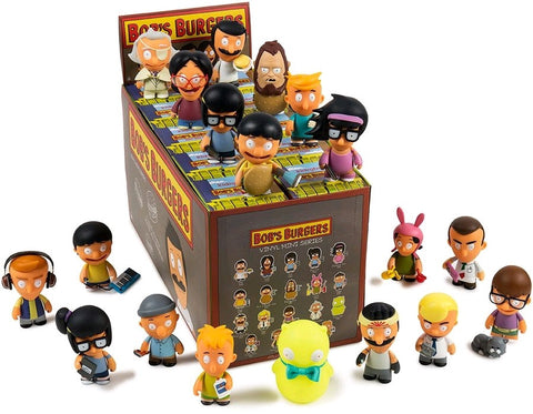 "Bob's Burgers - 3"" Mystery Mini Figure Blind Box"