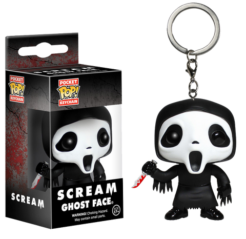 Scream - Ghostface Pocket Pocket Pop!