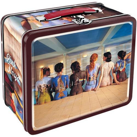 Pink Floyd - Back Art Tin Lunch Box