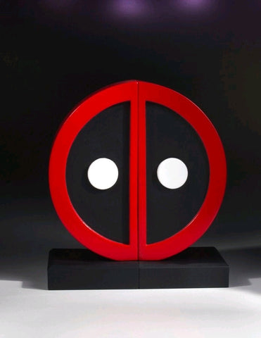 Deadpool - Logo Bookends