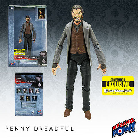 Penny Dreadful - 6 Inch Action Figure - Werewolf Ethan