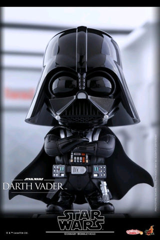 Star Wars: Rogue One: Darth Vader (Crossed Armed Pose) Cosbaby Figure