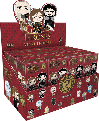 Game of Thrones - Mystery Minis Series 1 Blindbox Figures