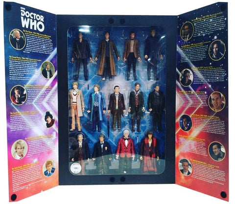 Doctor Who - 13 Doctors Collector Set - Pre-Order