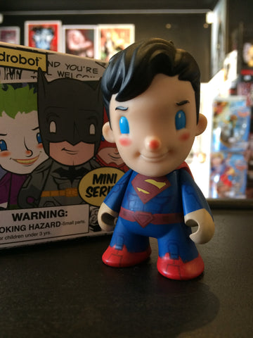 DC Comics by Kidrobot - Loose Mystery Mini Figure: Superman